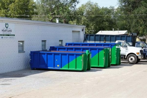 Junk Removal and Roll-off Dumpster Rental Equipment in Wichita, KS