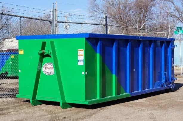 22 Yard Dumpster